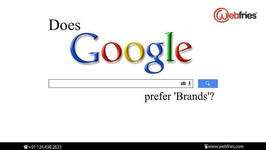 Does-Google-prefer-Brands