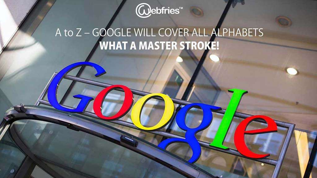 atoz-google-will-cover-all-alphabets