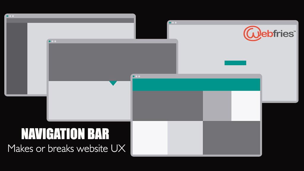 navigation-bar-in-website-designing