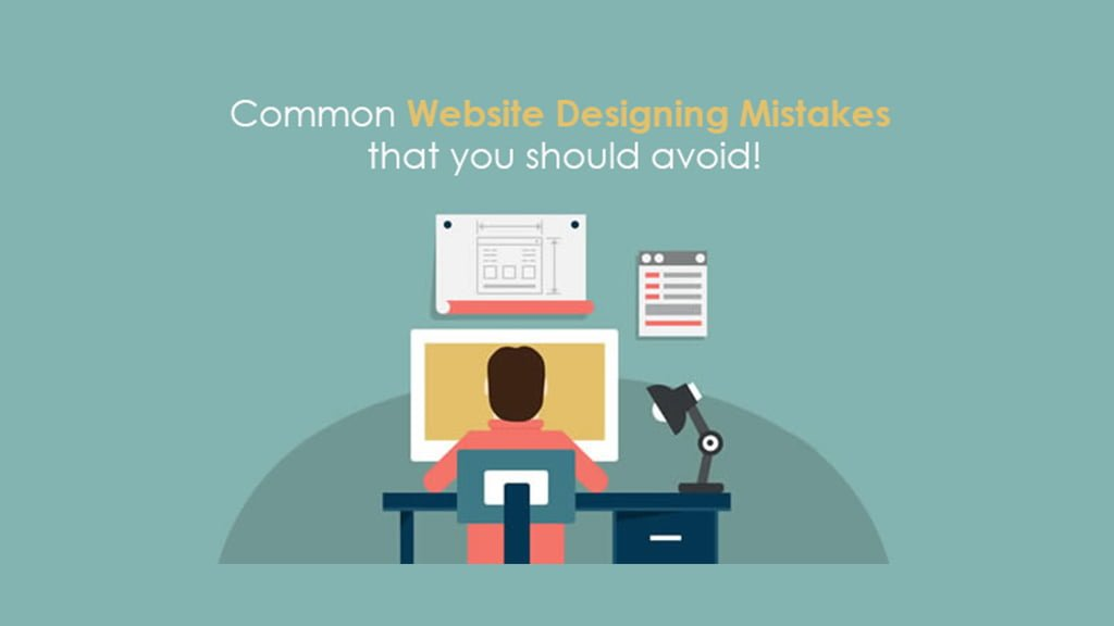 common-website-designing-mistakes