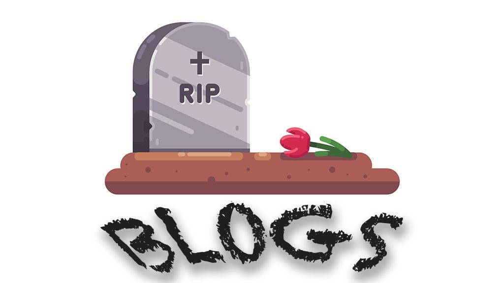 blogs-dead