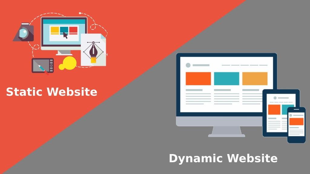 static-vs-dynamic-website