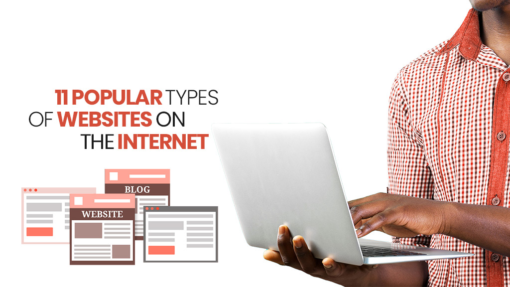 types-of-websites-by-web-development-company-in-gurgaon