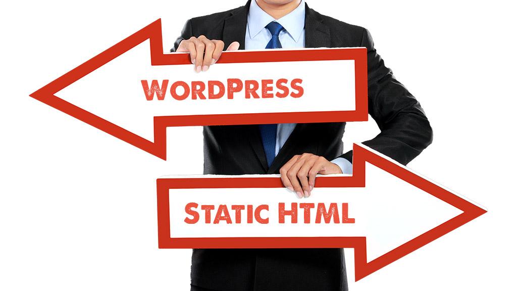 which-is-better-wordpress-vs-html